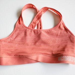 Victoria Sport Orange Bra Medium